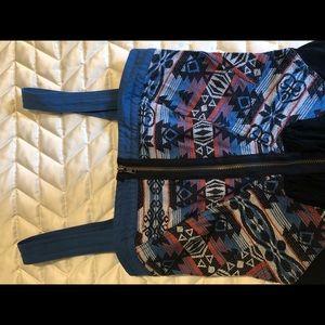 High Low Dress Ziptop Sugarlips